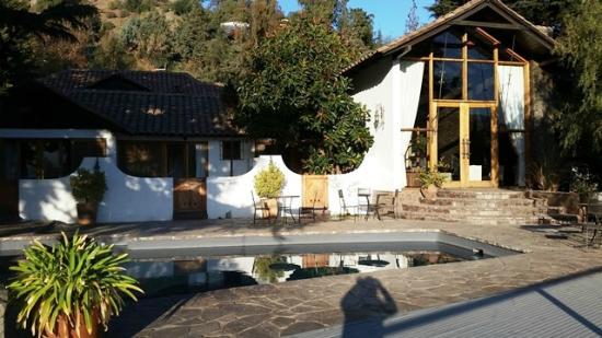 Terraza Norte Picture Of Casa Arrayan Hotel Boutique