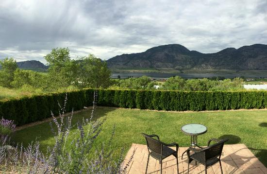 Shiraz Villa : Panoramic view from every room
