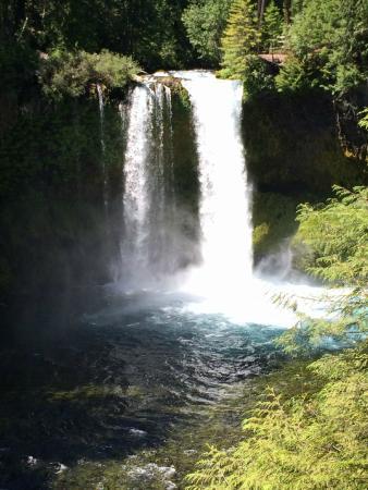 Sisters, OR: Beautiful falls