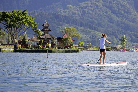 Canggu, Indonesia: Lake Tour to the Water Temple.