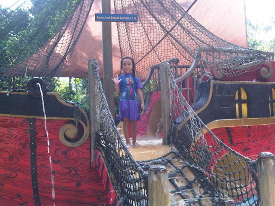 Cikarang, Indonesia: Kolam renang untuk anak-anak