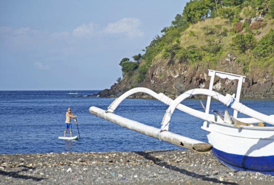 Canggu, Indonesia: SUP beach Tour.