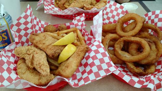 CRISPY'S FISH N CHIPS - Fish and Chips Restaurant - Tucson ...