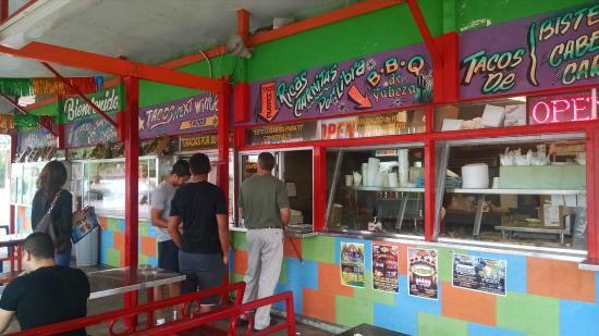 Los Valles Taqueria Y Fruteria San Antonio Restaurant