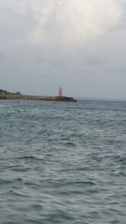 Playa Caleta La Romana: Mi romana hermoso paraíso