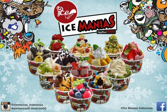 Ice Manias Indonesia Samarinda