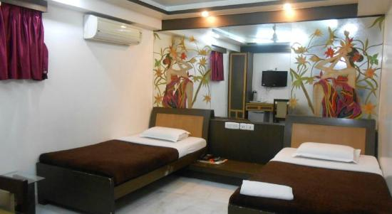 Hotel Victerrace International : Inside Rooms