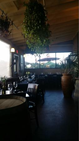 St. Clair Winery & Bistro: Off the main dining room