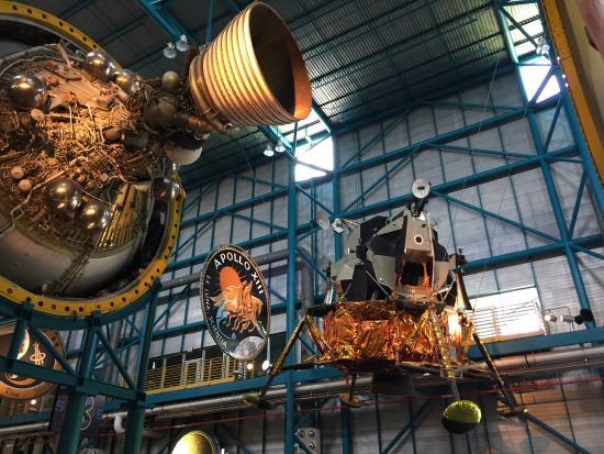 Space Coast, فلوريدا: Saturn V
