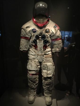 Space Coast, فلوريدا: Moon suit