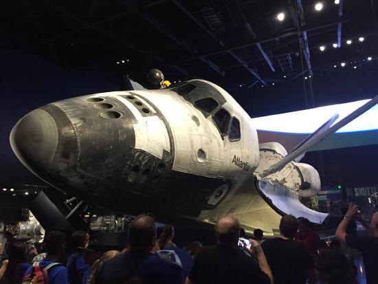 Space Coast, فلوريدا: Space Shuttle Atlantis