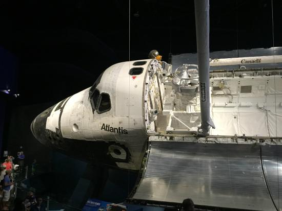 Space Coast, ฟลอริด้า: Space Shuttle Atlantis