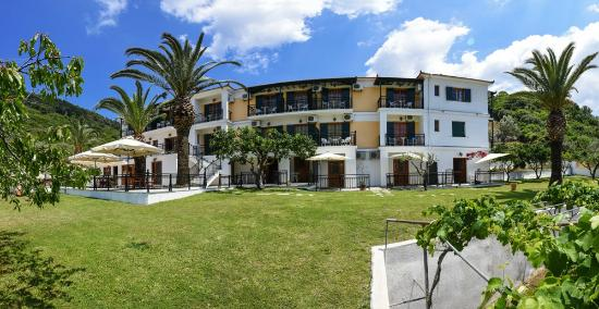 Hotel Panormos Beach Skopelos: Panormos Beach Hotel Skopelos