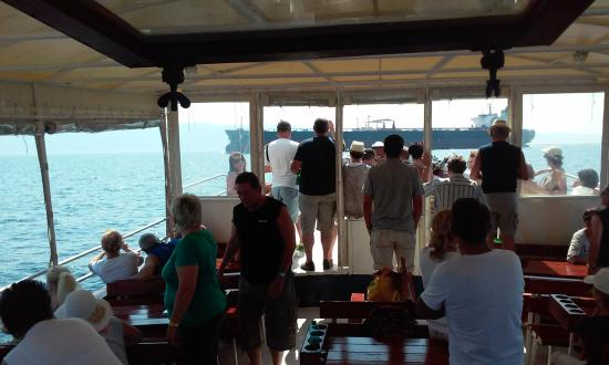 M/S Duboka - Boat Tours: Fisch picnic and Swimming