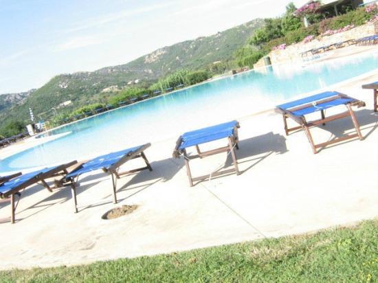 Park Hotel Cala di Lepre & Spa: Piscina