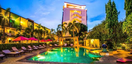 Lantana Pattaya Hotel & Resort: swimming pool