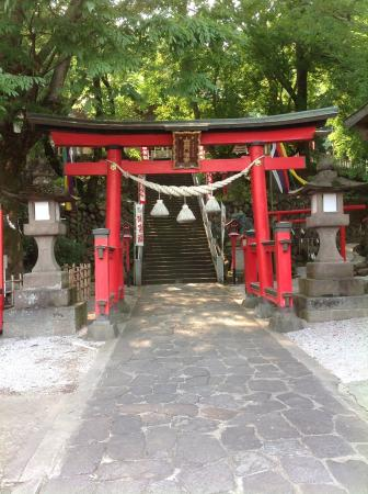 Yamana Hachimangu Shrine