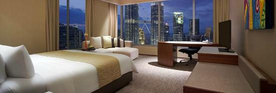 Traders Hotel, Kuala Lumpur: Cover Photo - Executive Twin Towers View Room