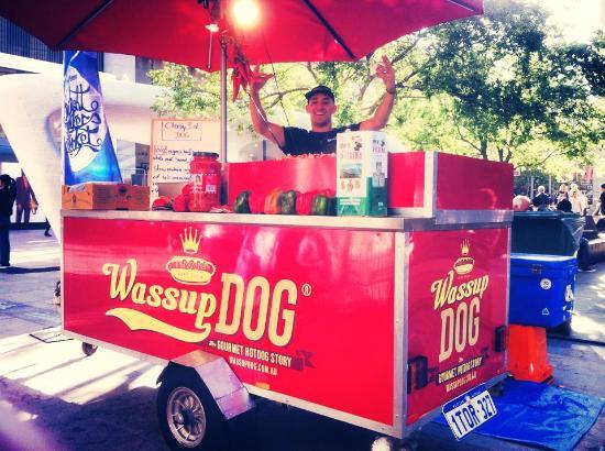 Best Hot Dogs In Fremantle