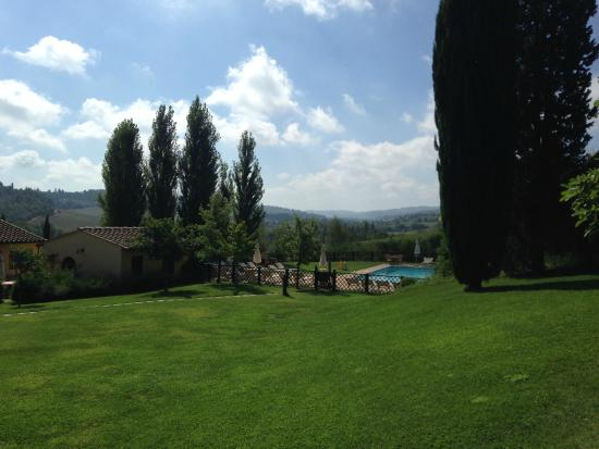 Tenuta Tizzauli : Jardin y Piscina