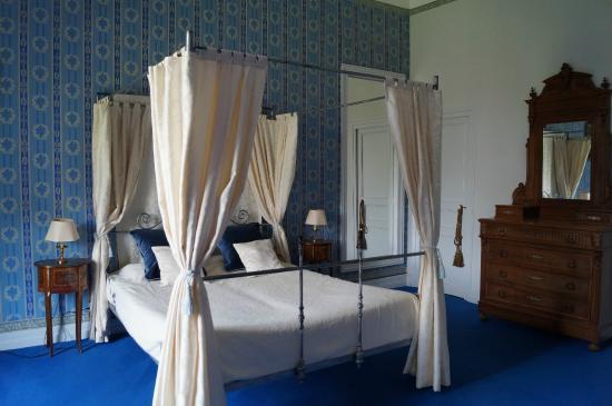 Charming Chateau: appartement Marquis de Gervais chambre