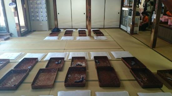 Dogo Onsen Honkan: 霊の湯休憩室