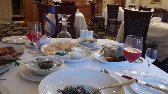 Ресторан «Дворянское собрание»