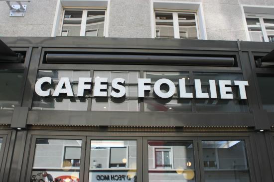 Brasserie Café Folliet