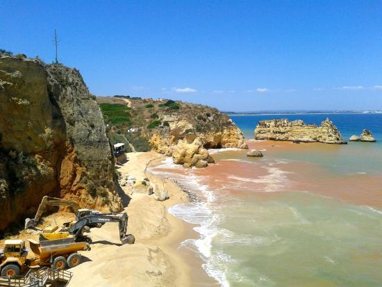 Praia Dona Ana Lagos