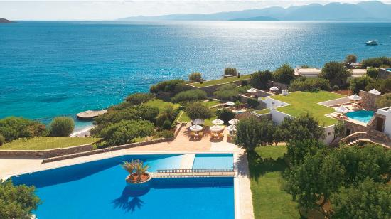 Elounda Mare Relais & Chateaux hotel: View from room