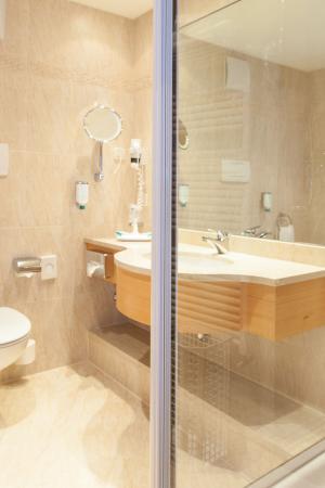 Hotel Luna Mondschein: bagno