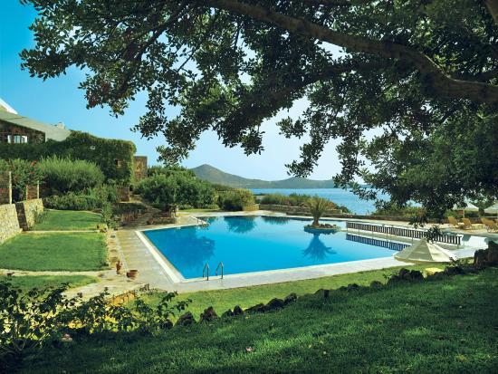 Elounda Mare Relais & Chateaux hotel: Main pool