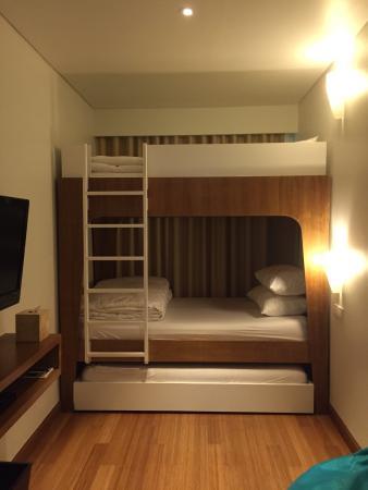 Padma Resort Legian : Hotel inspection