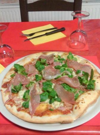 La Pizz'
