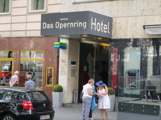 Opernring Hotel Wien