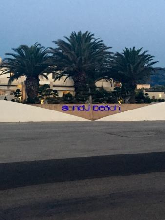 Sandy Beach Hotel & Family Suites: My lovely stay at sandy beach June 2015