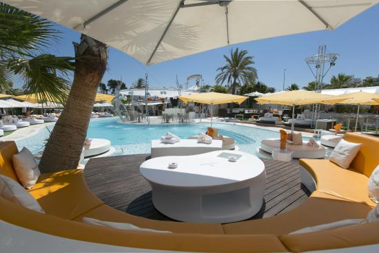 Exceptionnel O Beach Ibiza: Owners Table 2015