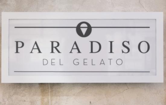 Paradiso Del Gelato