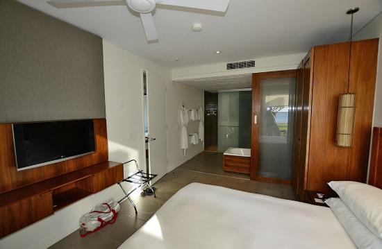 garden studio bedroom - picture of hilton fiji beach resort & spa