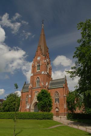 All Saints Church, Lund : Храм всех Святых