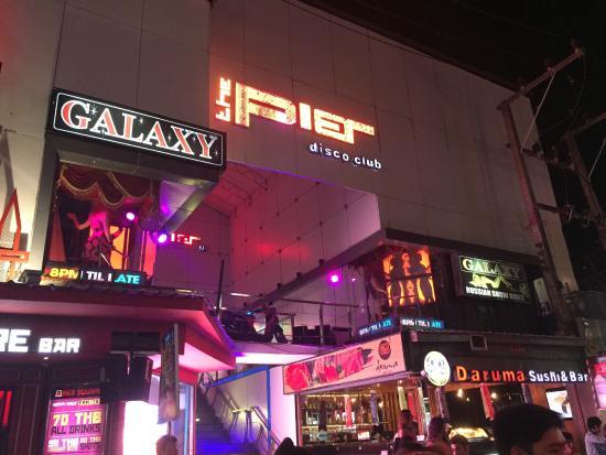 Russian Club - Picture of Walking Street Pattaya, Pattaya ...