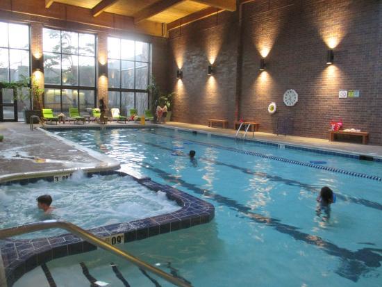 The Westin Chicago Northwest Pool
