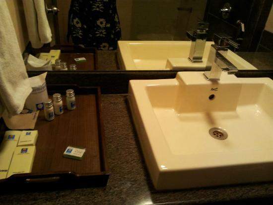 Comfort Inn: Toiletries