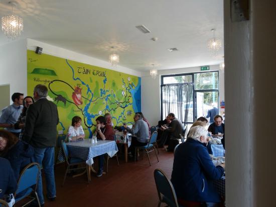 The Tain Cafe: The Rathcroghan Café