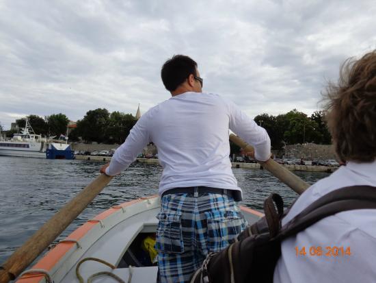 Pansion Maria: il barcaiolo