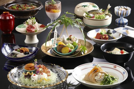 Sheraton Miyako Hotel Osaka Japanese Restaurant Uemachi