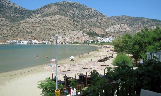 Stavros Hotel : Kamares Beach