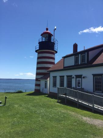 Quoddy Head State Park: Lighthouse