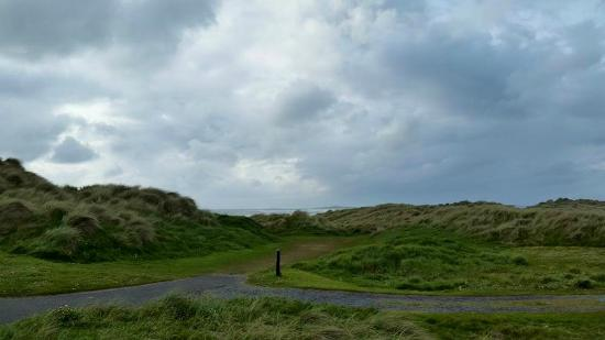 Strandhill Caravan and Camping Park: The Duned Camp Site