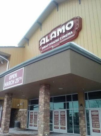 The Alamo Drafthouse Cinema